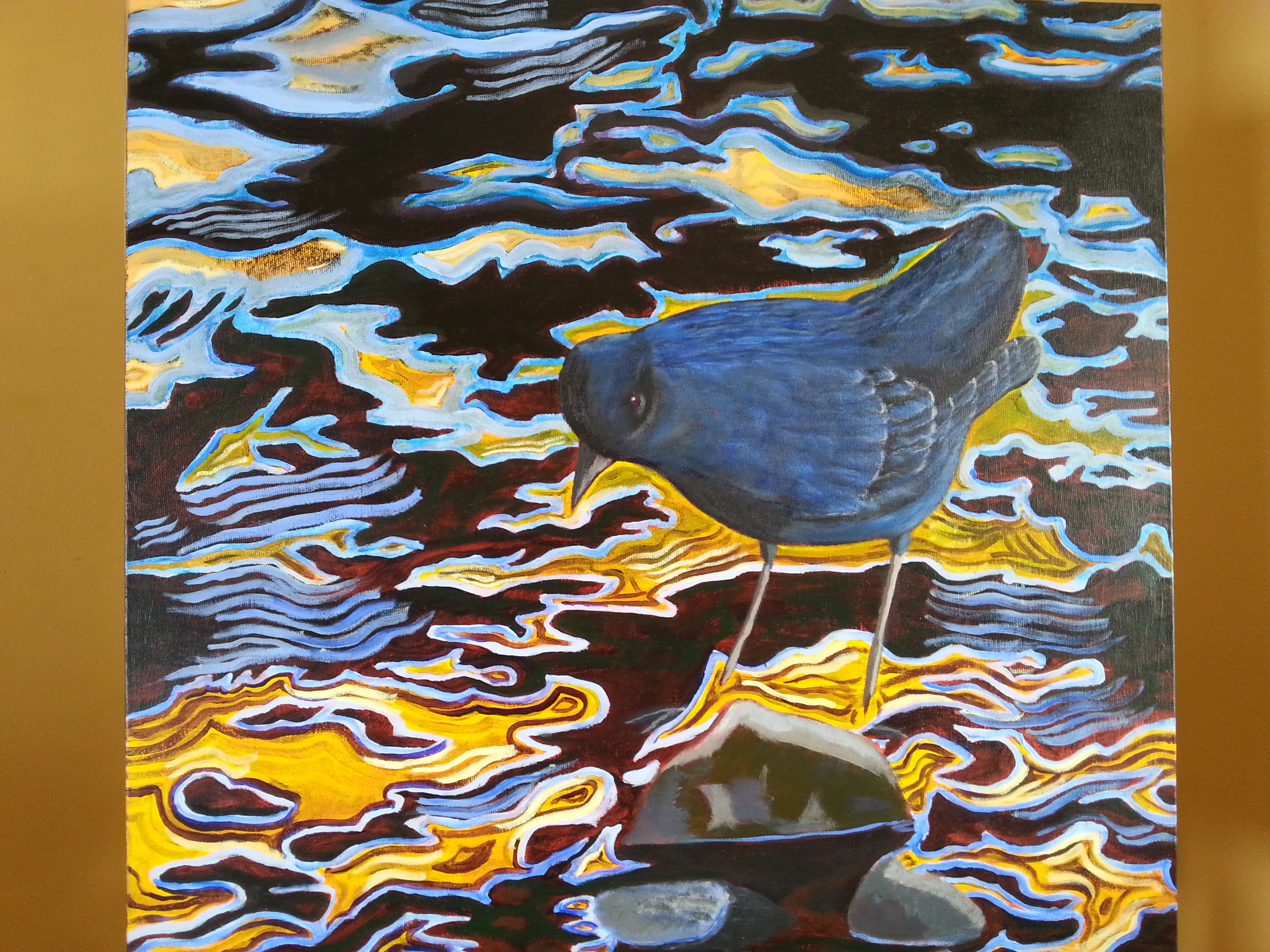 dipper painting
