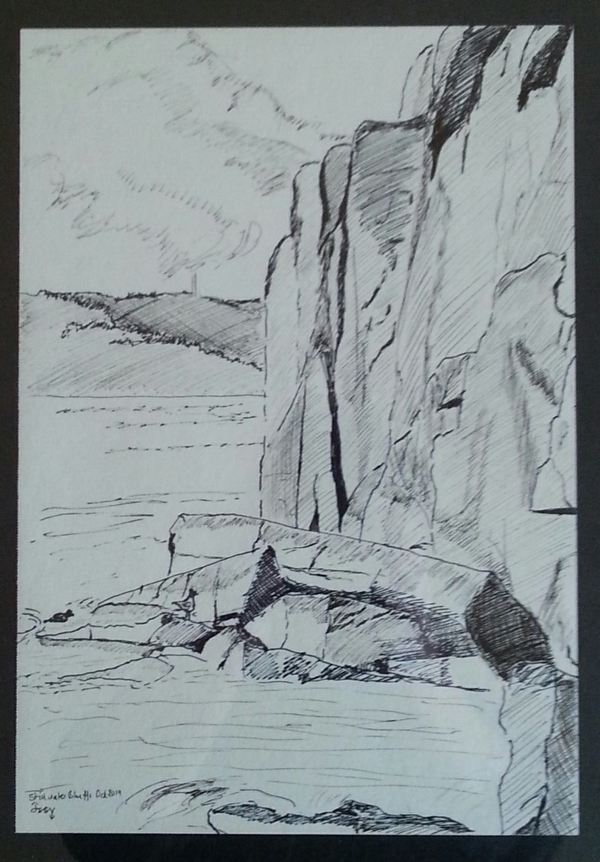 Stillwater Bluffs by Pen